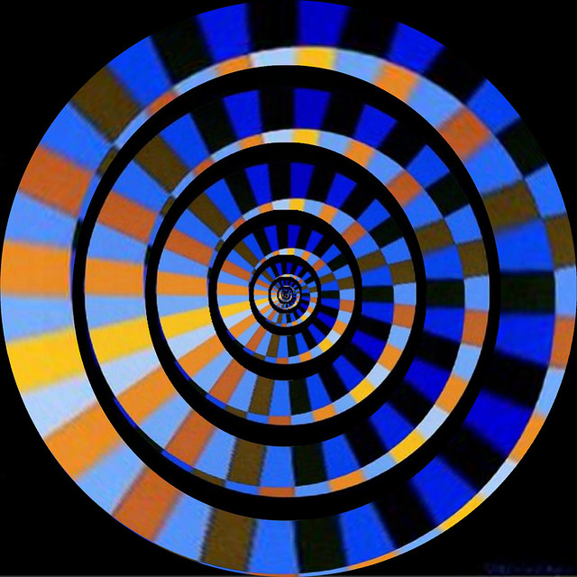 Tribute to the Vasareley spiral