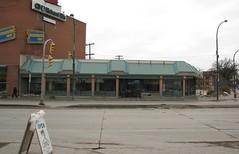 Abandoned McDonald's