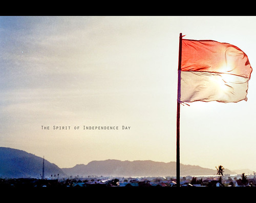 The Spirit of Independence Day