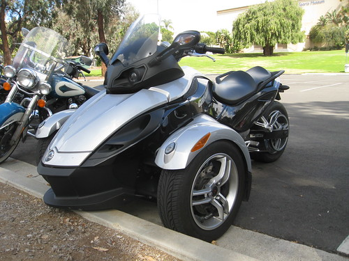 Can-Am Trike Motorcycle