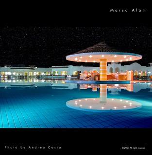 Marsa Alam nocturne