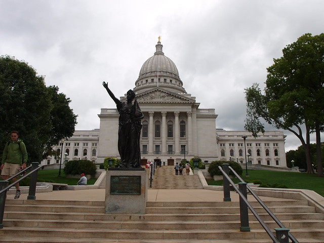 Wisconsin State Capitol 2