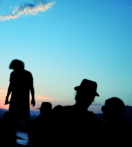 california sunset silhouette canon los angeles candid awesome griffithpark emmanuel astig dasalla emmanueldasalla