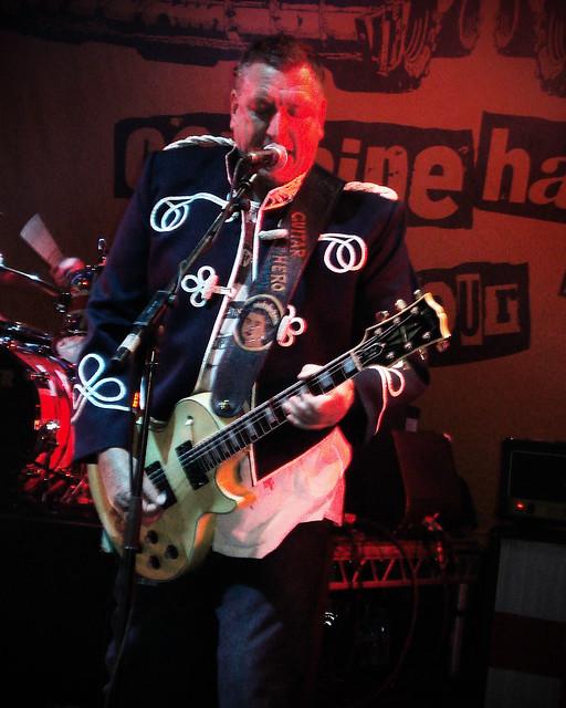 Steve Jones- Sex Pistols Live 2008