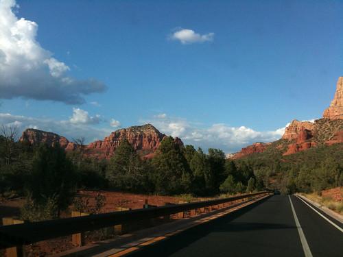 road arizona sedona iphone