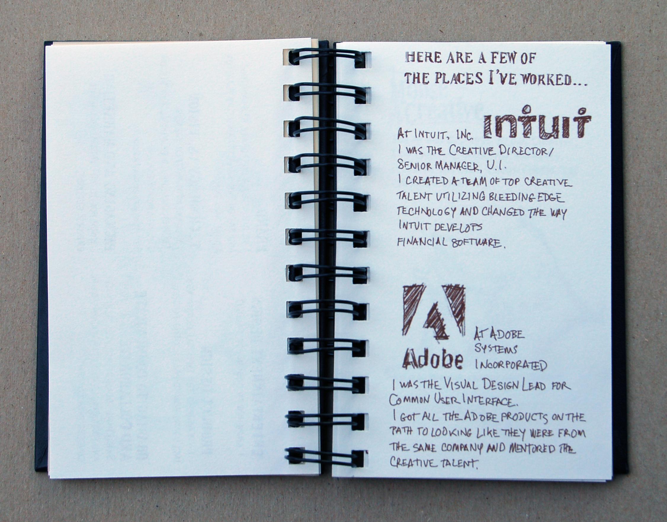 Pixar Resume Page 8
