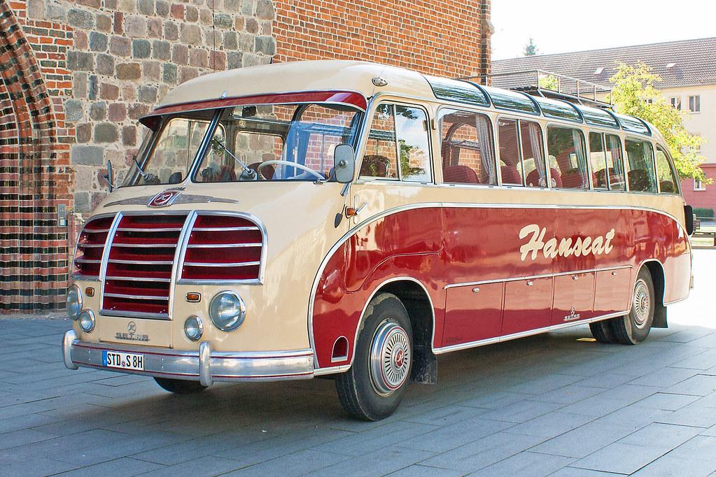 Kässbohrer Setra S8 Oldtimer Bus