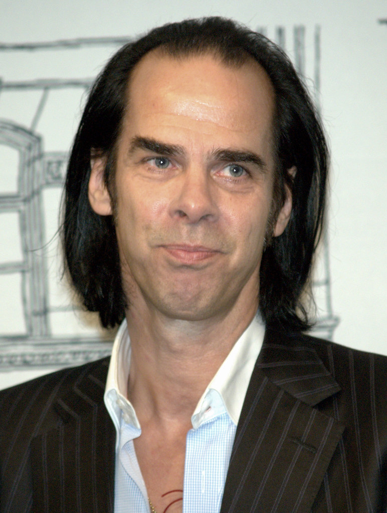 Nick Cave 2009 New York City 5 by David Shankbone