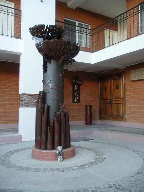 Hotel Plaza in Agua Prieta, Mexico