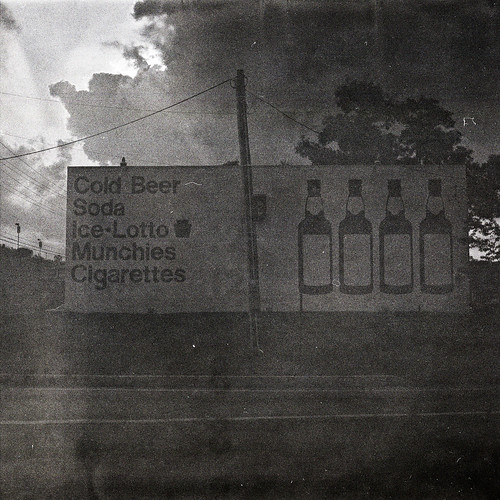 camera new b bw usa white black cold 120 6x6 blancoynegro film ice home beer sign fog analog zeiss america vintage square freedom us store focus flickr mechanical state kodak pennsylvania trix ghost grain patrick rangefinder super pa 400 carl diafine medium format interstate soda states 1970 manual lotto cigarettes expired ikonta 80 joust ikon range finder developed folder f28 munchies alchohol folding i83 develop unites estados 80mm blancetnoir unidos tessar autaut patrickjoust