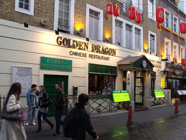 Chinese Restaurant Golden Dragon