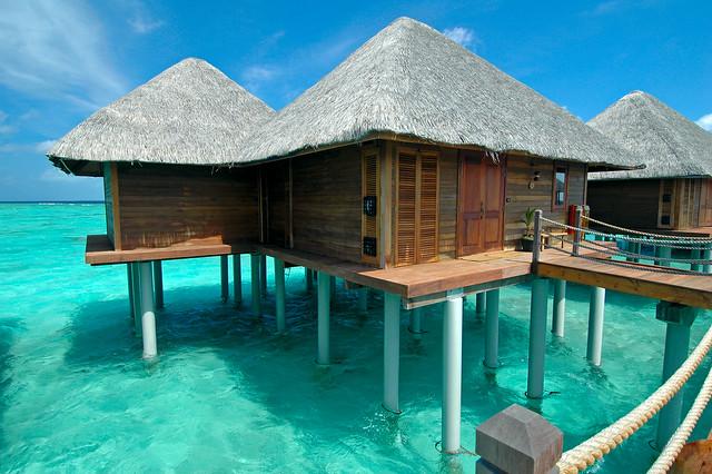 Honeymoon Water Villa, Vilu Reef Beach & Spa Resort