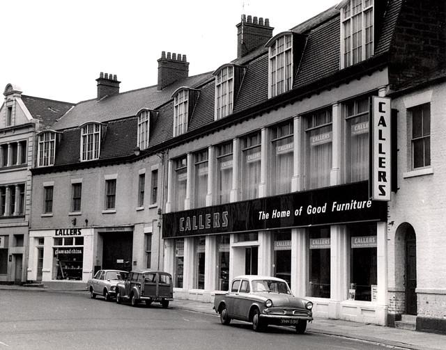 Prudhoe Street, Newcastle