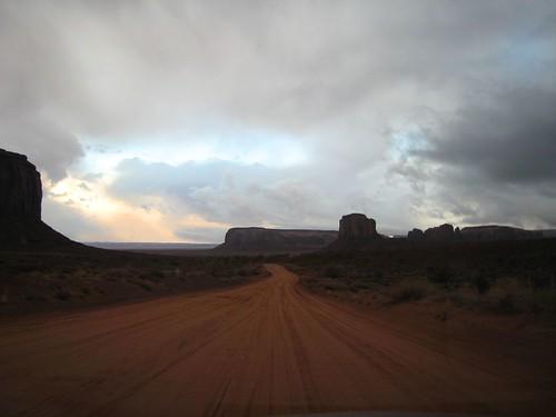 REZ, Monument Valley, Clouds, Arizona, Sout… IMG_1333