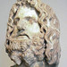 Head of Serapis from His Temple in Alexandria Egypt Roman 1st century CE