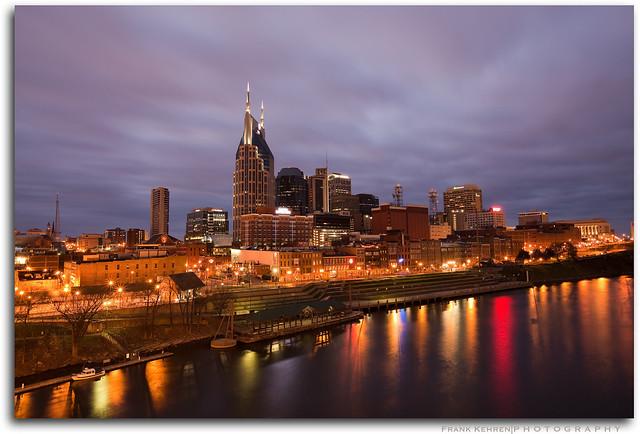 Lights Of Nashville Flickr Photo Sharing