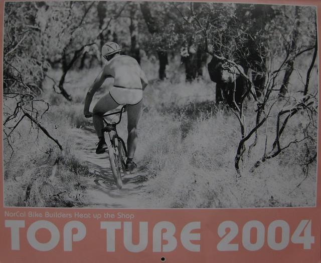 2004 Northern California bike builders calendar.