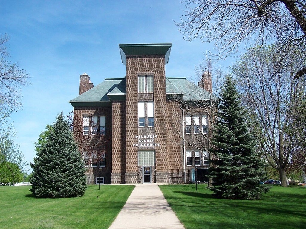 Emmetsburg (IA) United States  City new picture : Palo Alto County Court House | Emmetsburg, Iowa | By: J. Stephen Conn ...