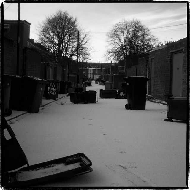 Backstreet, Heaton, Snow