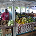 Small photo of Market in Marigot