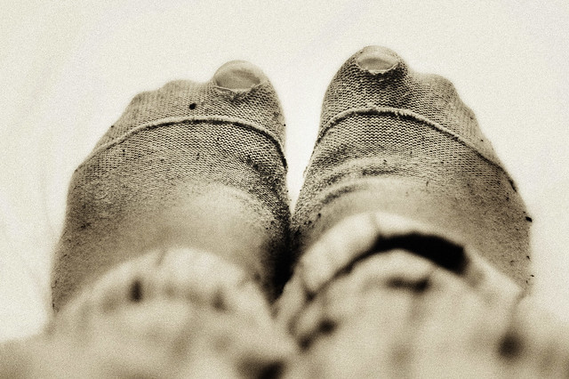 17/52: Holes in my Soles