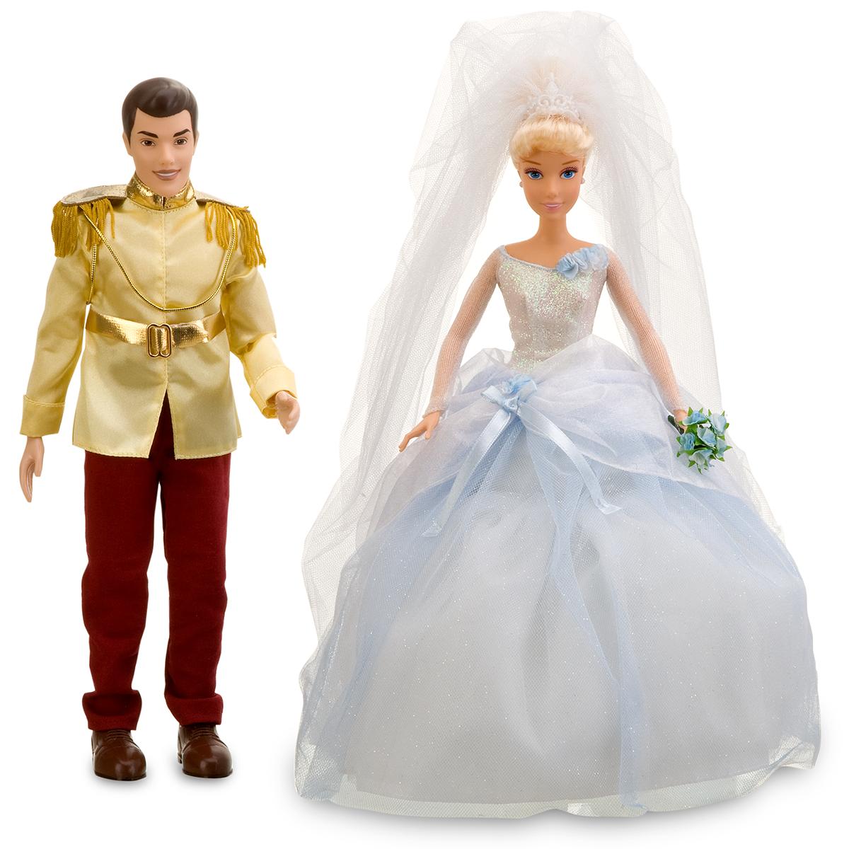 Cinderella Wedding Ring Set | And how to know if ... |Disney Princess Wedding Set