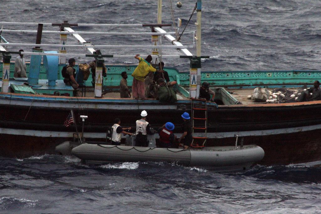 Uss Hopper Joint Coalition Forces Rescue Pakistani
