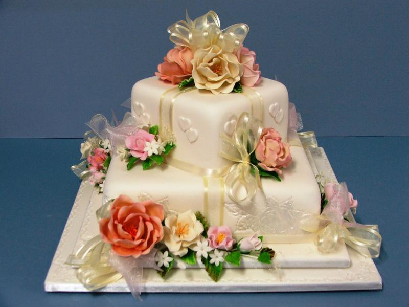 tier wedding cakes   Toowoomba Wedding Cakes   Wedding Cakes Toowoomba