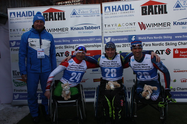 IPC Nordic Skiing Finsterau 2017 19.02.