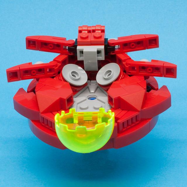 M:Tron Nexoship (Look - a nexogon!)