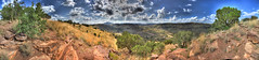 Davis Mountains Pano