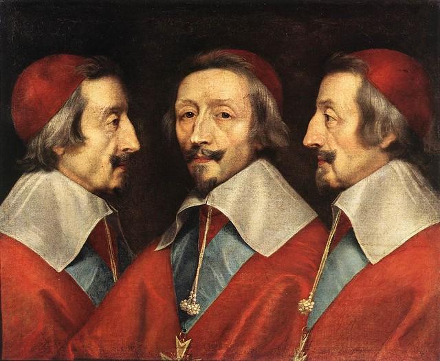 CHAMPAIGNE Philippe de Richelieu 3