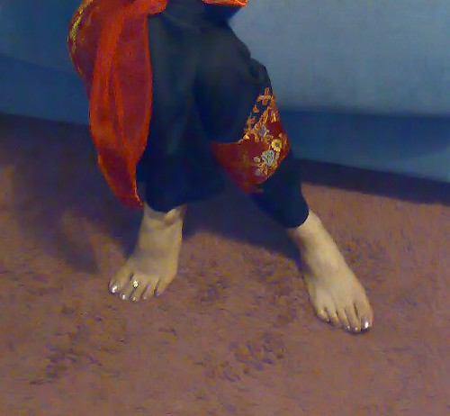 Sexy Paki Feet