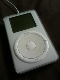 Original Apple iPod Working Again