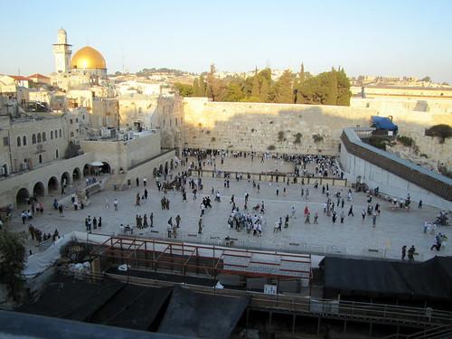 Western Wall - Jerusalem Israel