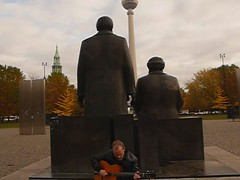 Lullaby for MARX and Engels