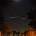 The Moon, Cars and a Plane