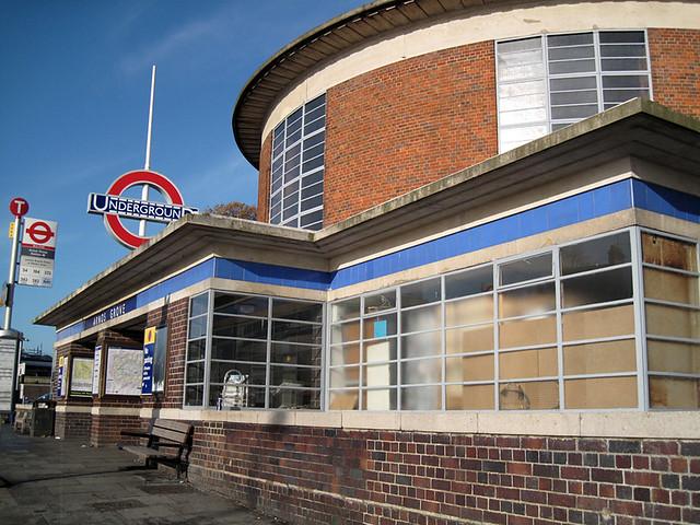 London's most beautiful station entrances