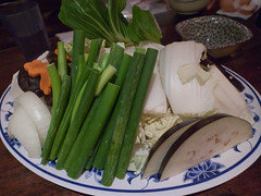produce(0.0), dish(0.0), vegetable(1.0), food(1.0), scallion(1.0), cuisine(1.0), leek(1.0),