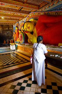 Anuradhapura prayer