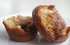 cake(0.0), popover(0.0), produce(0.0), breakfast(1.0), baking(1.0), baked goods(1.0), food(1.0), dish(1.0), cuisine(1.0), muffin(1.0),