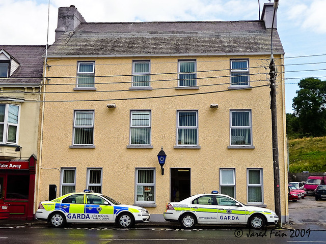 Garda (Irish Police Station)