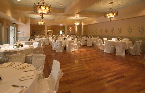 Dance Floor in Grand Ballroom