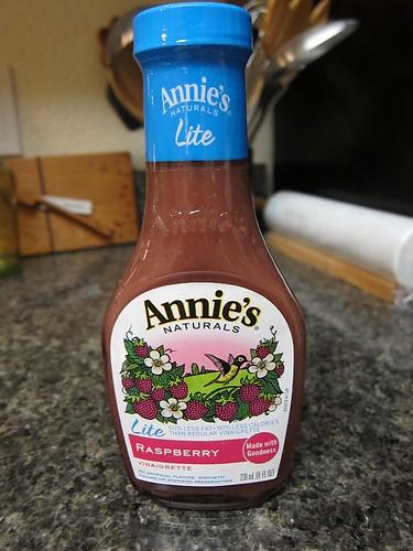 Annie's Raspberry Vinegarette