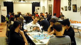 Juegos de mesa en la Casa de la Juventud 2014