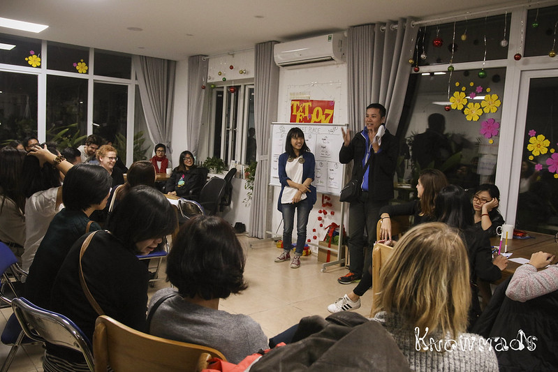Pro-Action Cafe Feb 2017