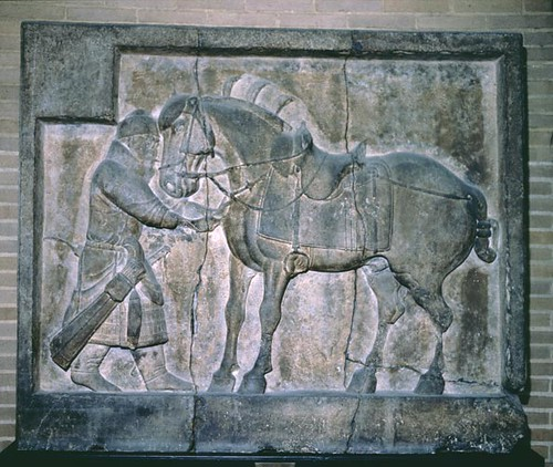 "Bas Relief of ""Saluzi"" or ""Autumn Dew"""