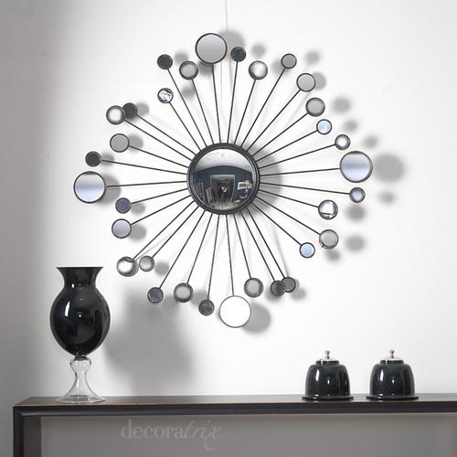 C mo decorar con espejos foto decoratrix este espejo for Como colocar un espejo sin marco
