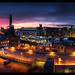 Manchester, UK, Panorama. by Lieutenant Tibs