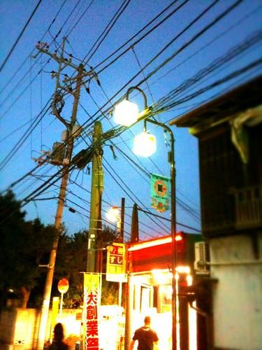 街灯 2009/09/26 20090926街灯